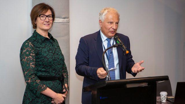 Italian Ambassador Francesca Tardioli visits CO.AS.IT.